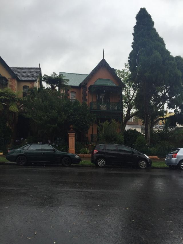 Sydney Townhouse