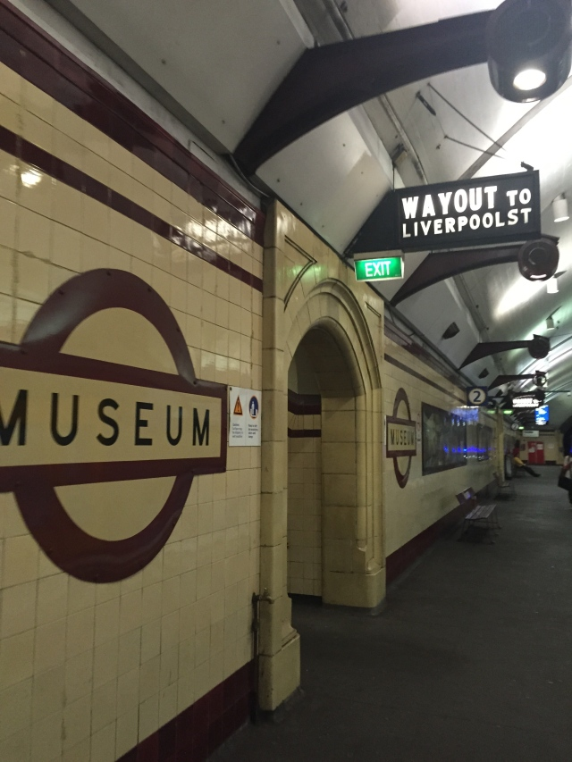 Museum Station Sydney