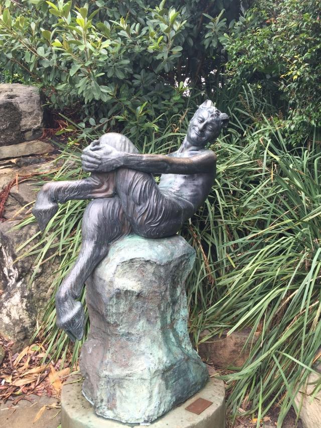 Mr Tumnus Hyde Park Garden Sydney