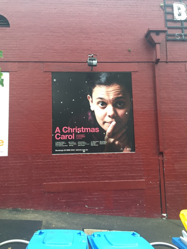 Belvoir St Theatre Sydney A Christmas Carol