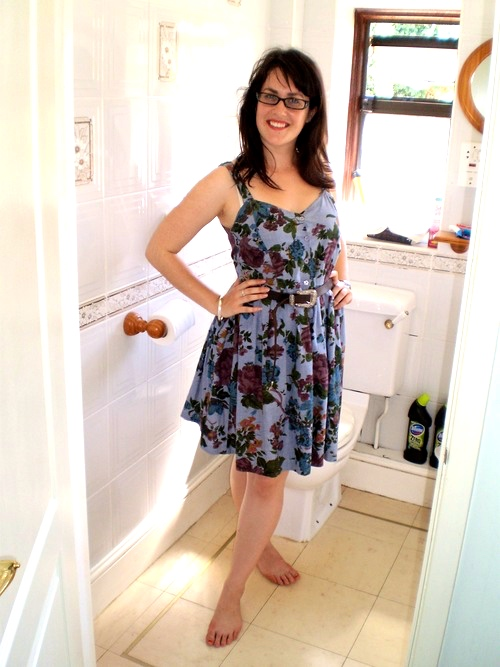 Orpington Charity Shop Dress Hello Sam Goodbye Samantha