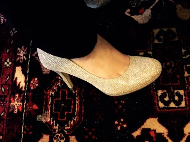 Hello Sam Goodbye Samantha Wedding Shoes 2