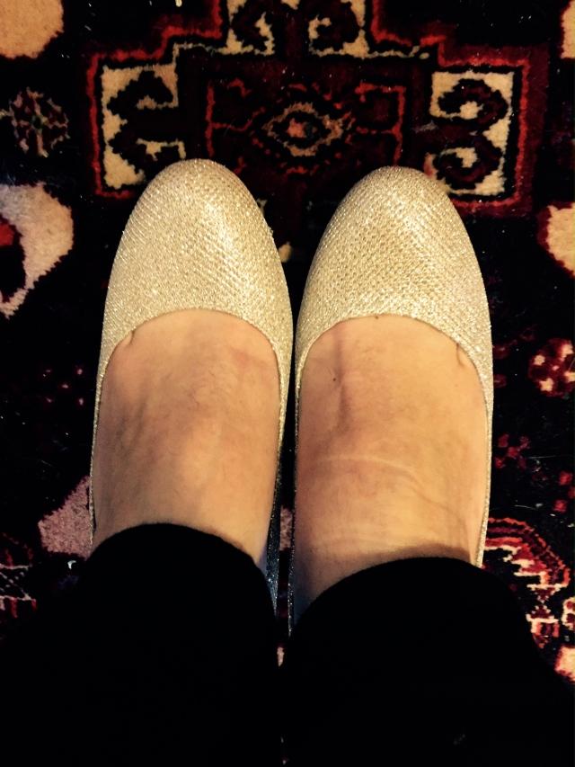 Hello Sam Goodbye Samantha Wedding Shoes